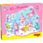 Haba Unicorn Glitterluck XL Puzzle 20p
