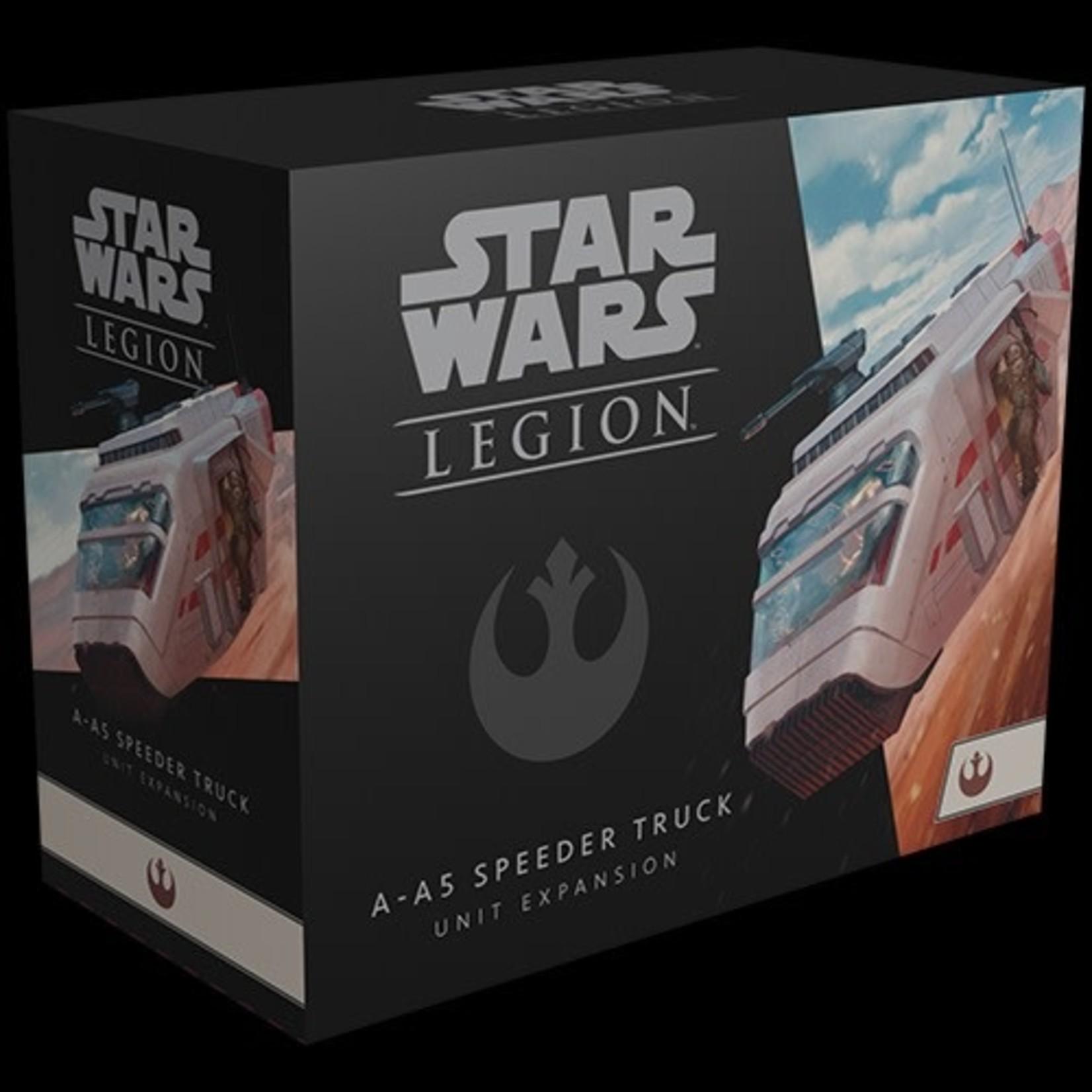 Fantasy Flight Games Star Wars Legion: A-A5 Speeder Truck Expansion
