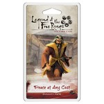 Fantasy Flight Games Legend of the Five Rings: The Card Game - Peace at Any Cost (expansion)