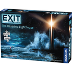 Thames & Kosmos EXIT: The Deserted Lighthouse w/Puzzle