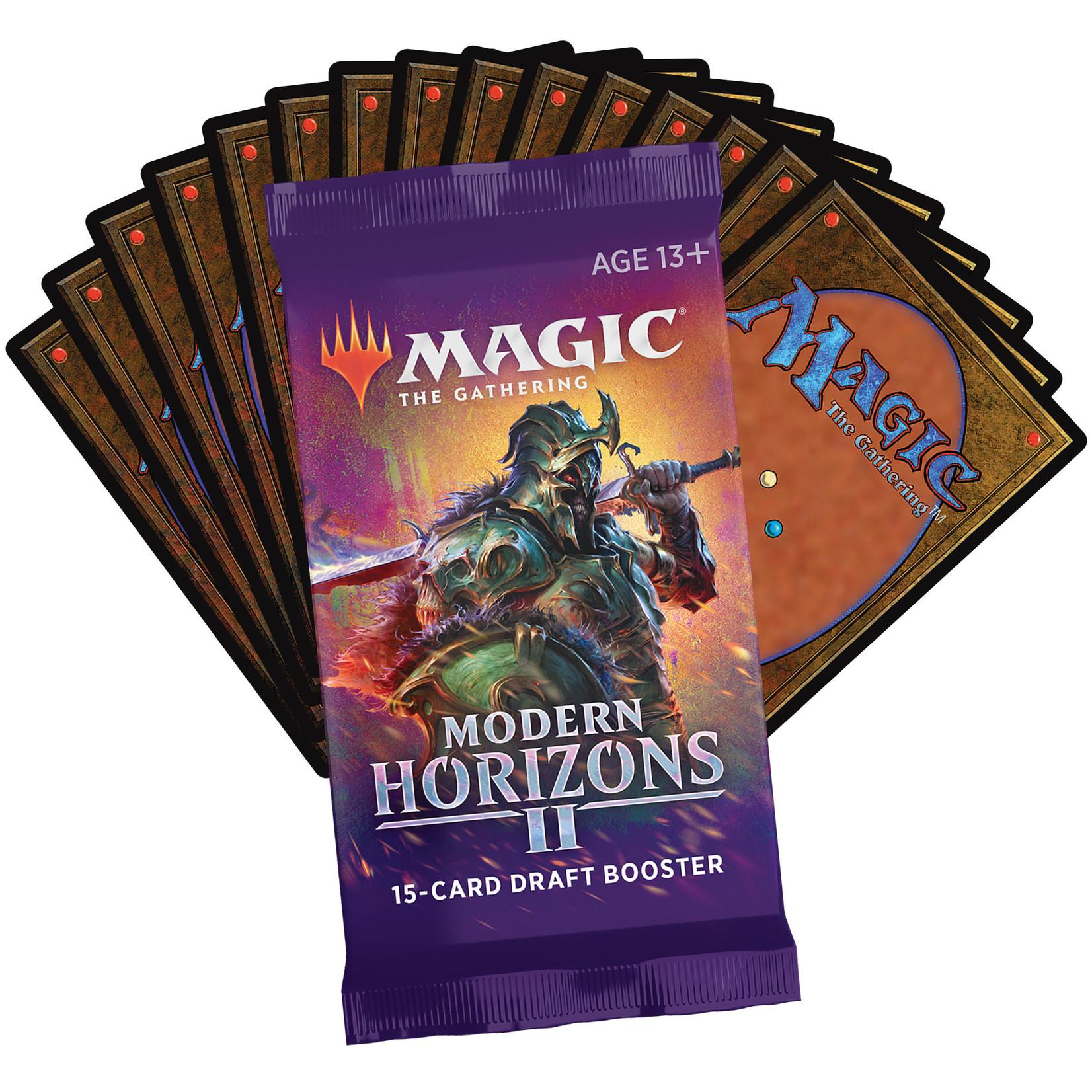 Magic: The Gathering Magic: The Gathering - Modern Horizons 2 - Draft Booster Box