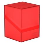 Ultimate Guard Ultra Pro Boulder Deck Box 100 (Ruby)
