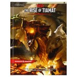 Dungeons & Dragons Dungeons & Dragons 5th Edition: The Rise of Tiamat
