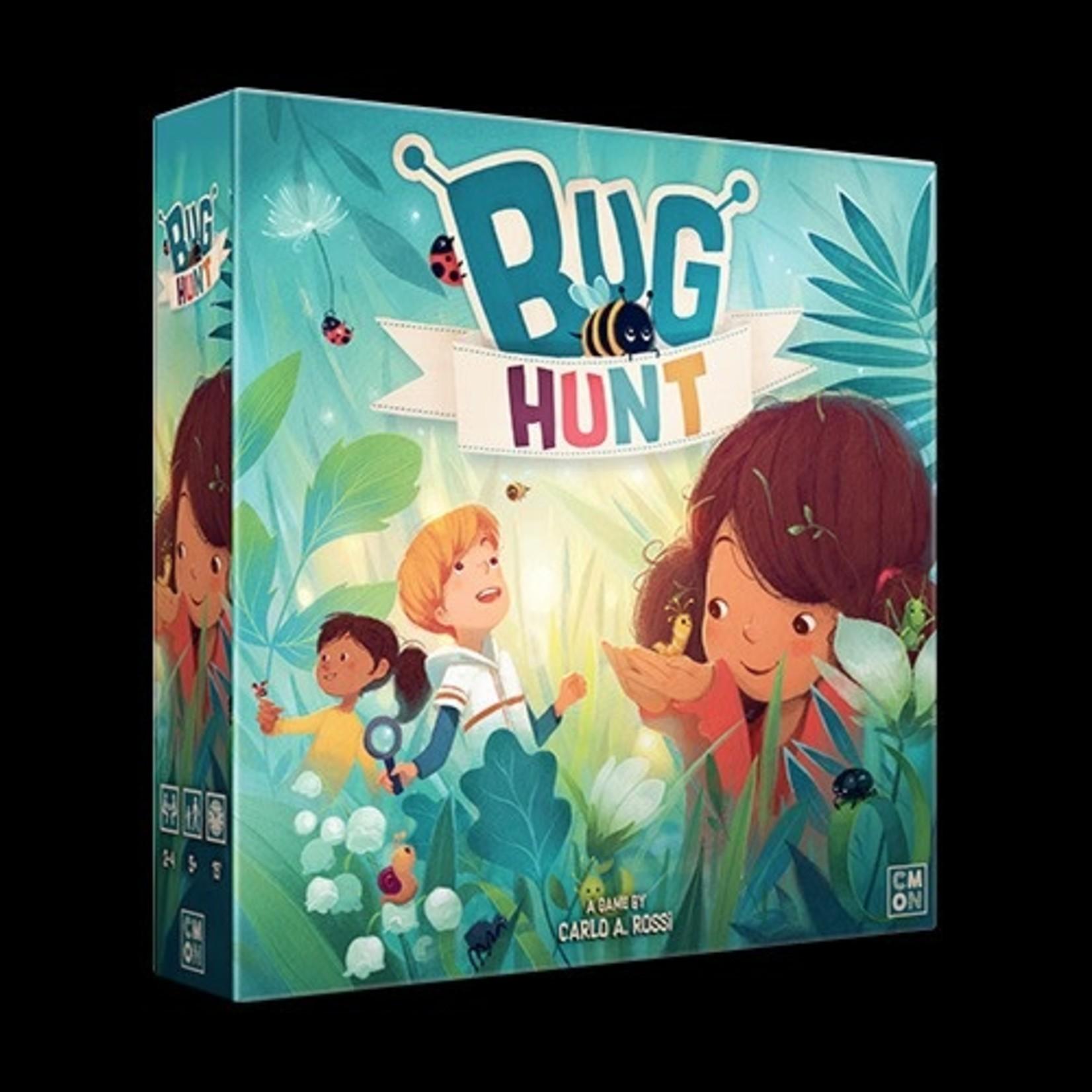 CMON Bug Hunt