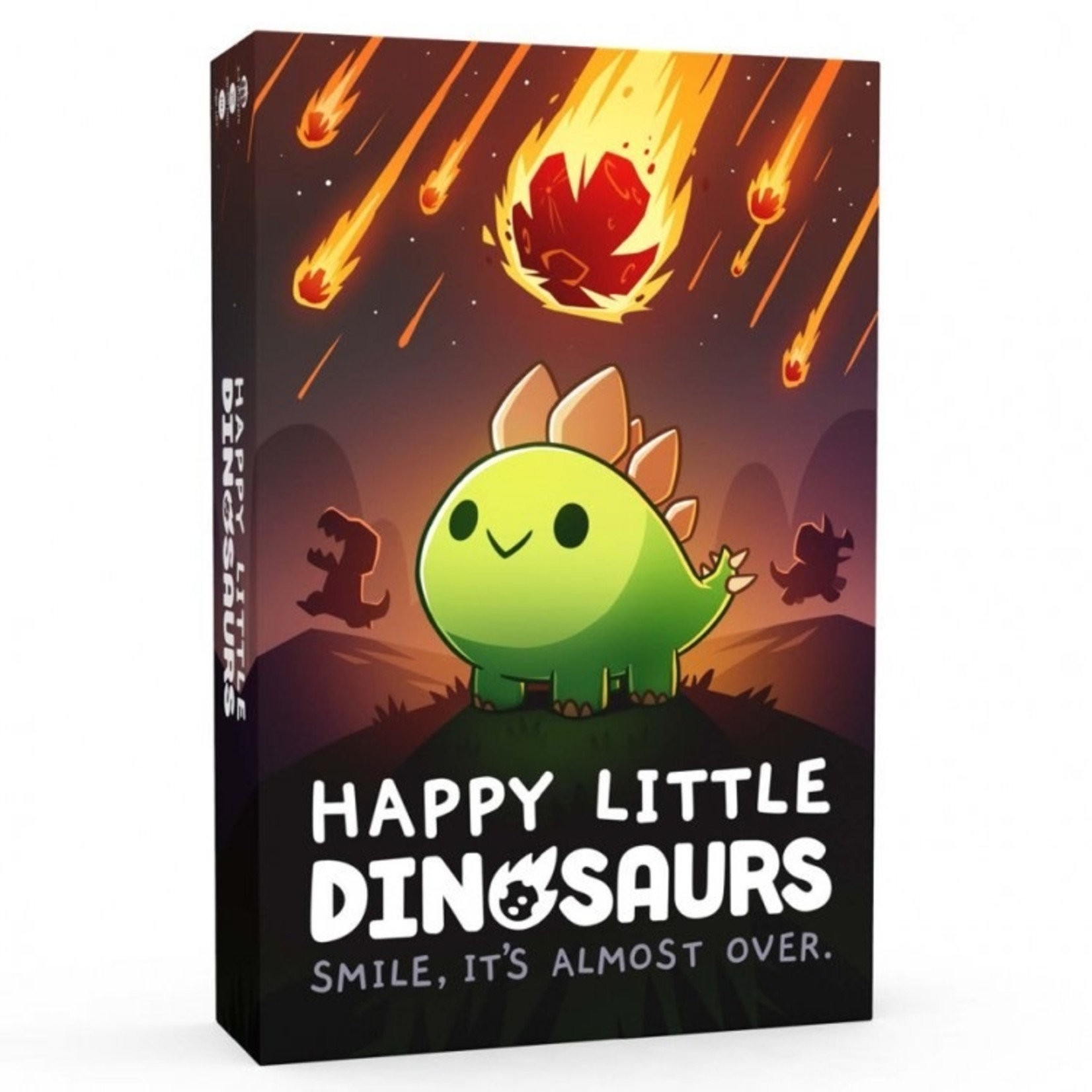 Tee Turtle Happy Little Dinosaurs: Base Game