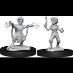 WizKids D&D Minis (unpainted): Gnome Artificer (Female) Wave 14, 90231