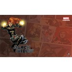 Asmodee Playmat Marvel Champions Black Widow