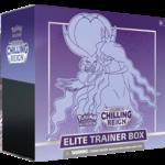 Pokémon Pokémon Chilling Reign Elite Trainer Box (Shadow Rider Calyrex)