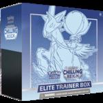 Pokémon Pokémon Chilling Reign Elite Trainer Box (Ice Rider Calyrex)