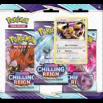 Pokémon Pokémon Chilling Reign 3-Booster Blister (Eevee)