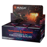 Magic: The Gathering MTG Adventures in the Forgotten Realms Draft Booster Box
