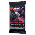 Magic: The Gathering MTG Adventures in the Forgotten Realms Draft Booster Pack