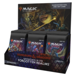Magic: The Gathering MTG Adventures in the Forgotten Realms Set Booster Box