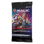 Magic: The Gathering MTG Adventures in the Forgotten Realms Set Booster Pack