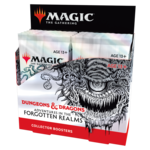 Magic: The Gathering MTG Adventures in the Forgotten Realms Collector Booster Box