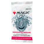 Magic: The Gathering MTG Adventures in the Forgotten Realms Collector Booster Pack