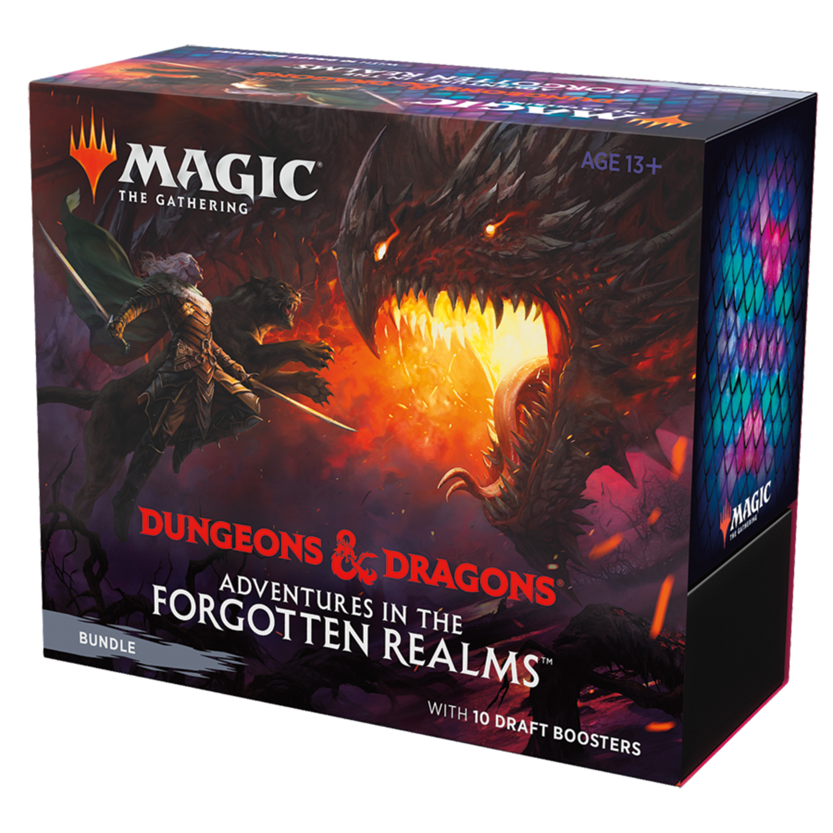 Magic: The Gathering Magic: The Gathering - Adventures in the Forgotten Realms Bundle