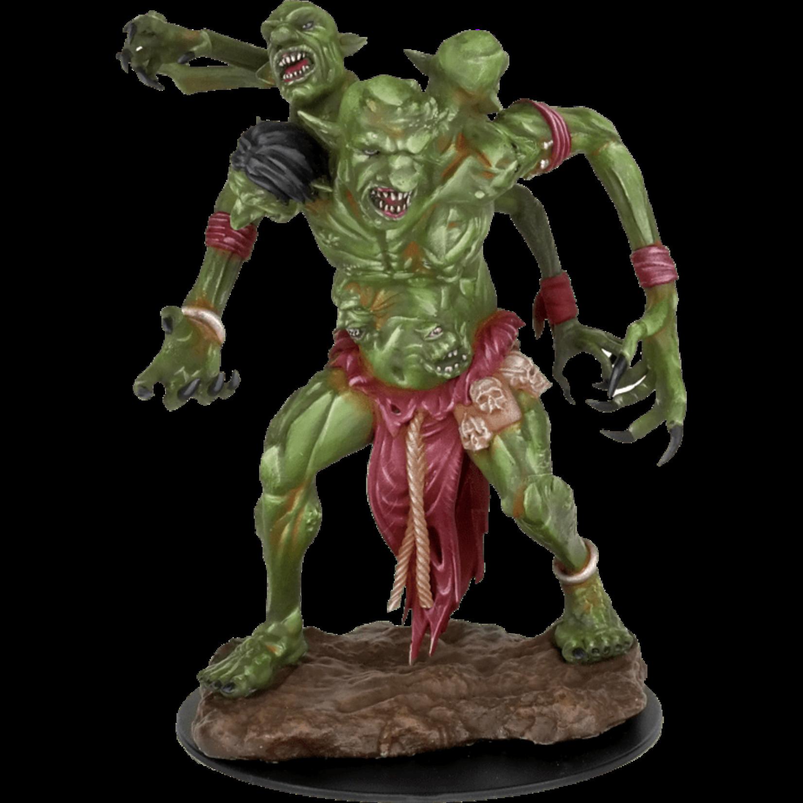 WizKids Dungeons & Dragons: Nolzur's Marvelous Miniatures: Dire Troll Paint Night Kit