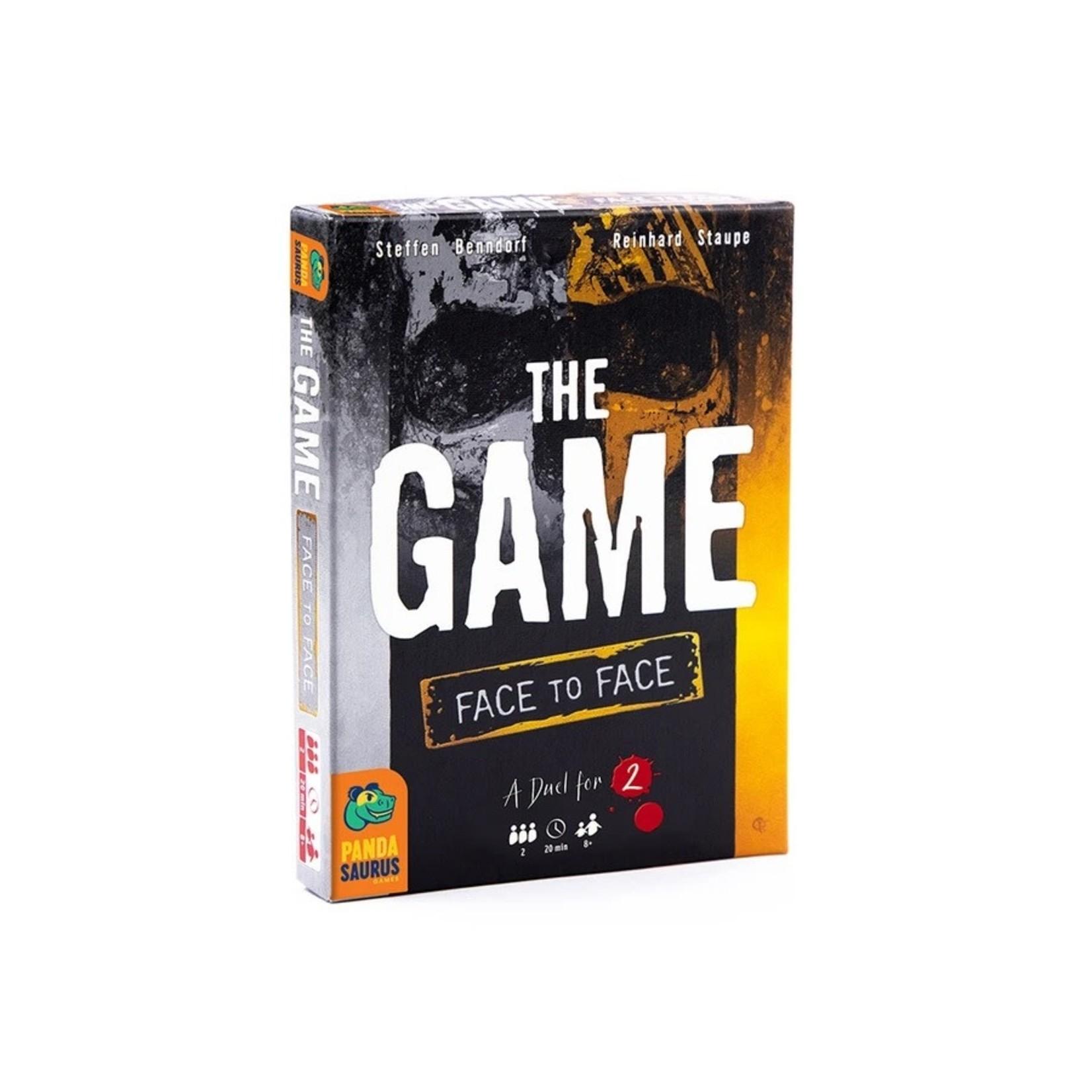 Pandasaurus The Game: Face to Face