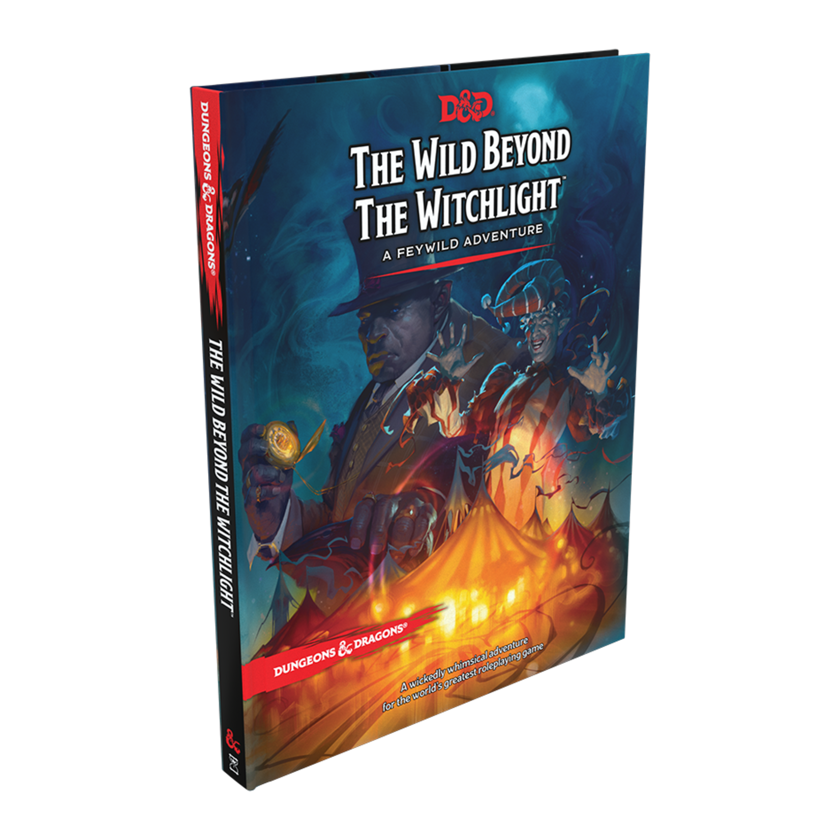 Dungeons & Dragons Dungeons & Dragons 5th Edition: The Wild Beyond the Witchlight (Regular Cover)