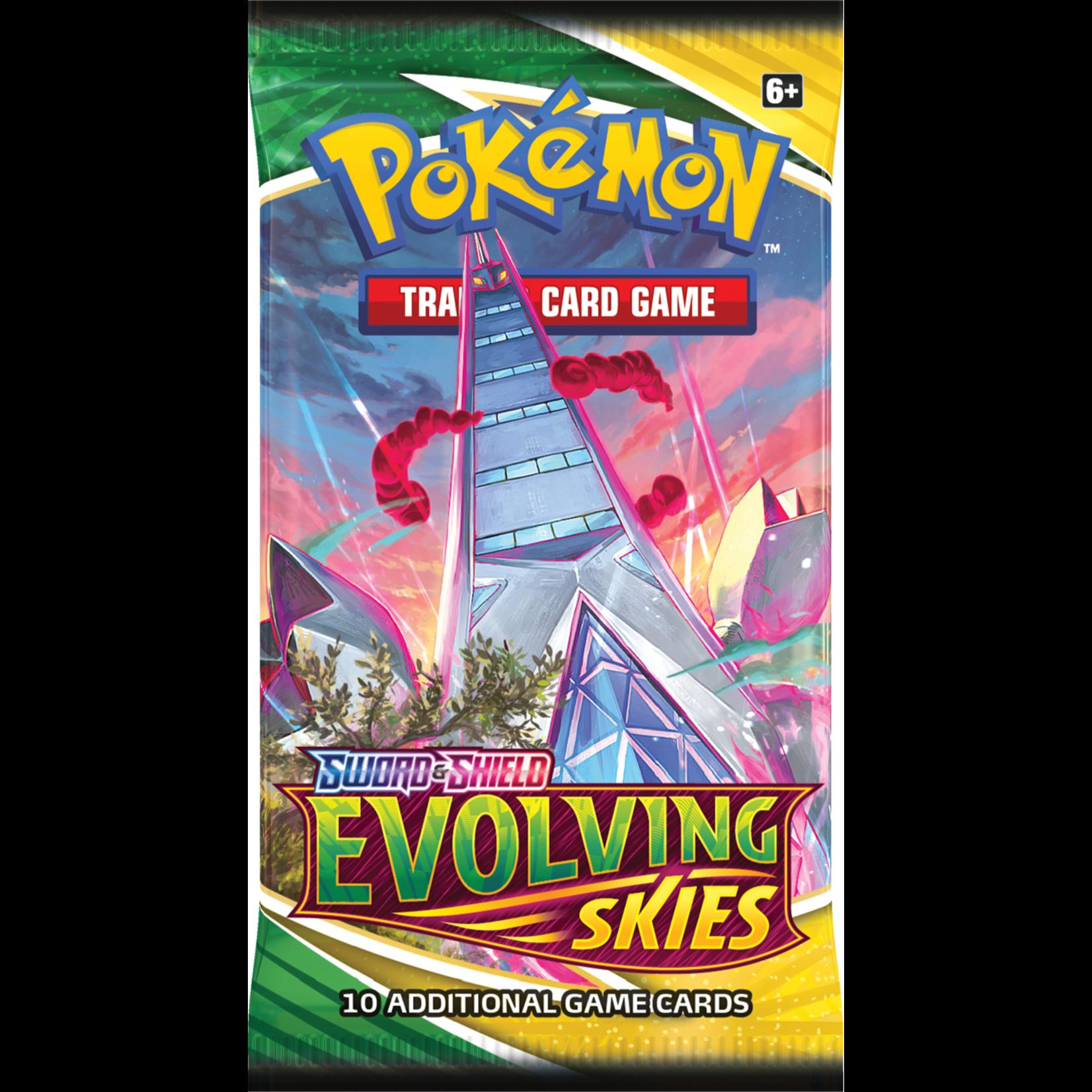 Pokémon Pokémon TCG: Sword & Shield—Evolving Skies Booster Pack
