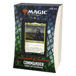 Magic: The Gathering MTG Adventures in the Forgotten Realms Commander Deck - Aura of Courage