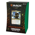 Magic: The Gathering MTG Adventures in the Forgotten Realms Commander Deck - Draconic Rage