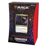 Magic: The Gathering MTG Adventures in the Forgotten Realms Commander Deck - Planar Portal