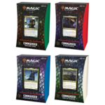 Magic: The Gathering MTG Adventures in the Forgotten Realms Commander Deck Display