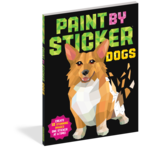 Workman Publishing Paint by Sticker Dogs