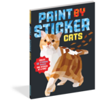 Workman Publishing Paint by Sticker Cats