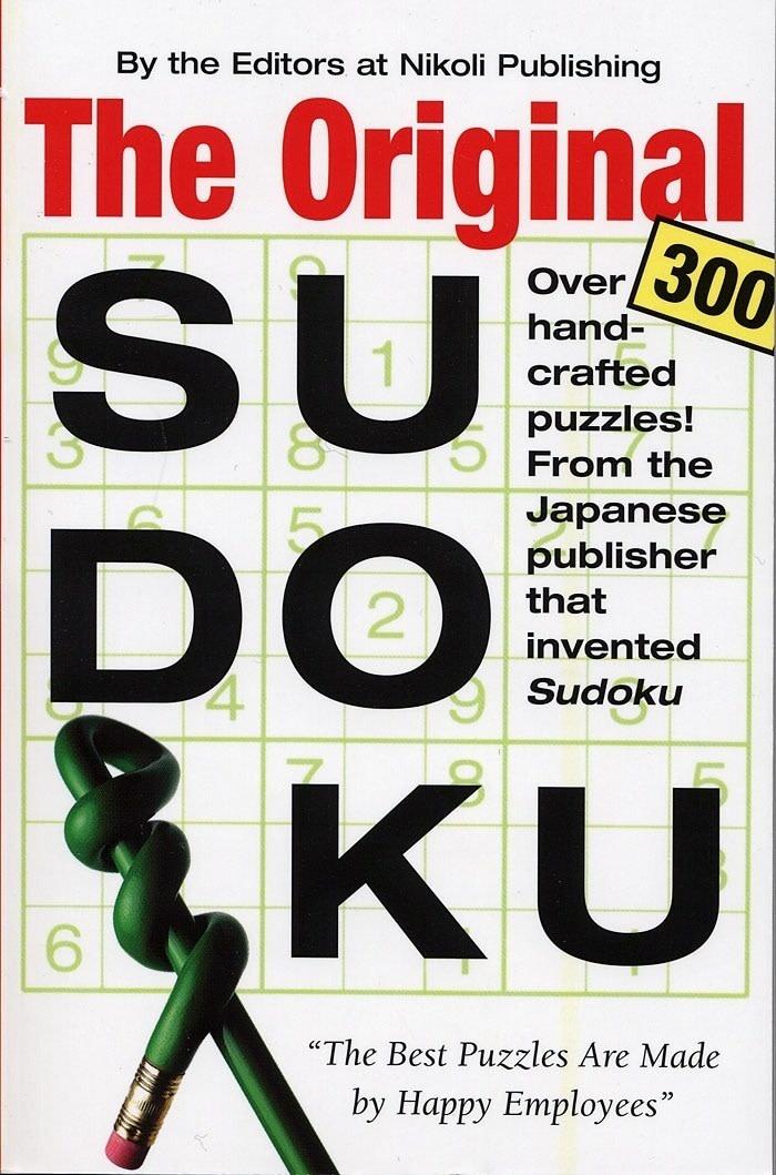 sudokubook