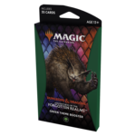 Magic: The Gathering MTG Adventures in the Forgotten Realms Green Theme Booster