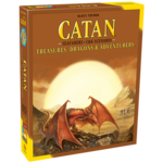 Catan Studio Catan: Treasures, Dragons, and Adventurers Expansion