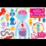 Usborne Book & Jigsaw Human Body 100p