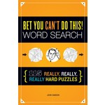 Penguin Random House Bet You Can't Do This! Word Search