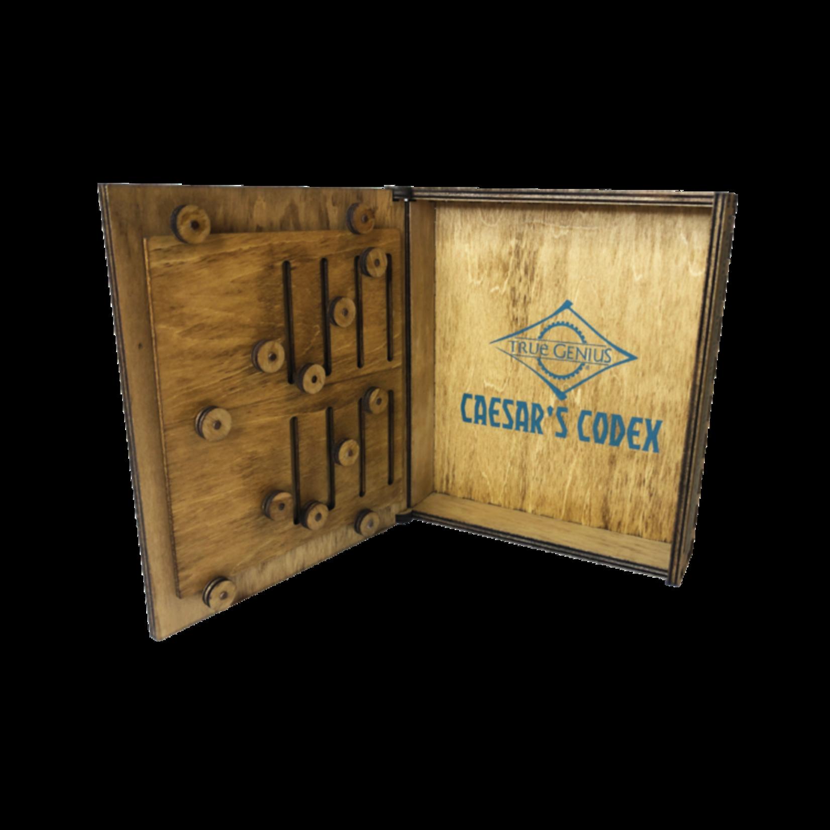 Project Genius True Genius: Caesar's Codex