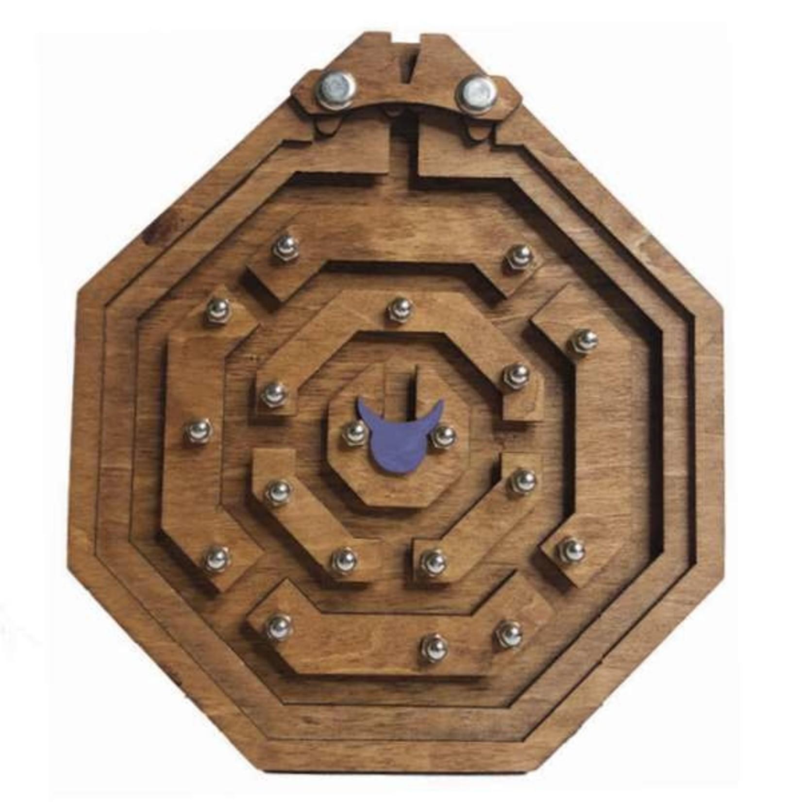 Project Genius True Genius: Minotaur's Labyrinth