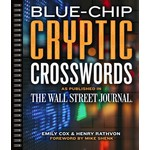 Sterling Publishing Blue-Chip Cryptic Crosswords