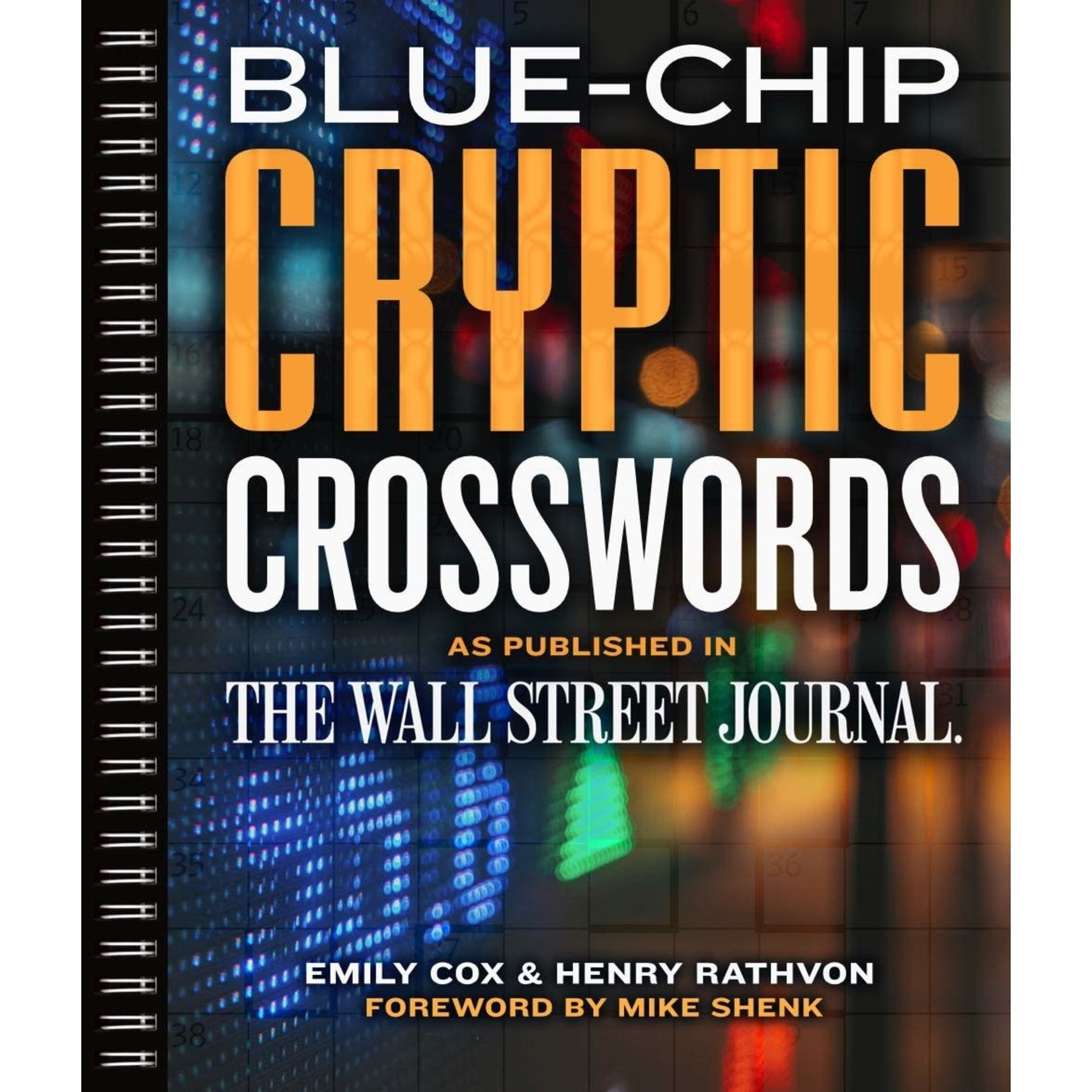 Sterling Publishing Blue-Chip Cryptic Crosswords as published in The Wall Street Journal