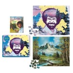 Hachette Bob Ross 2-in-1 Double-Sided - 500 Piece Jigsaw Puzzle