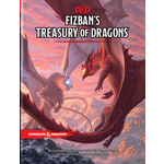 Dungeons & Dragons D&D 5e Fizban's Treasury of Dragons (Regular Cover)