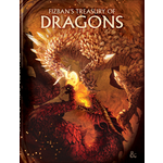 Dungeons & Dragons D&D 5e Fizban's Treasury of Dragons (Alt Cover)