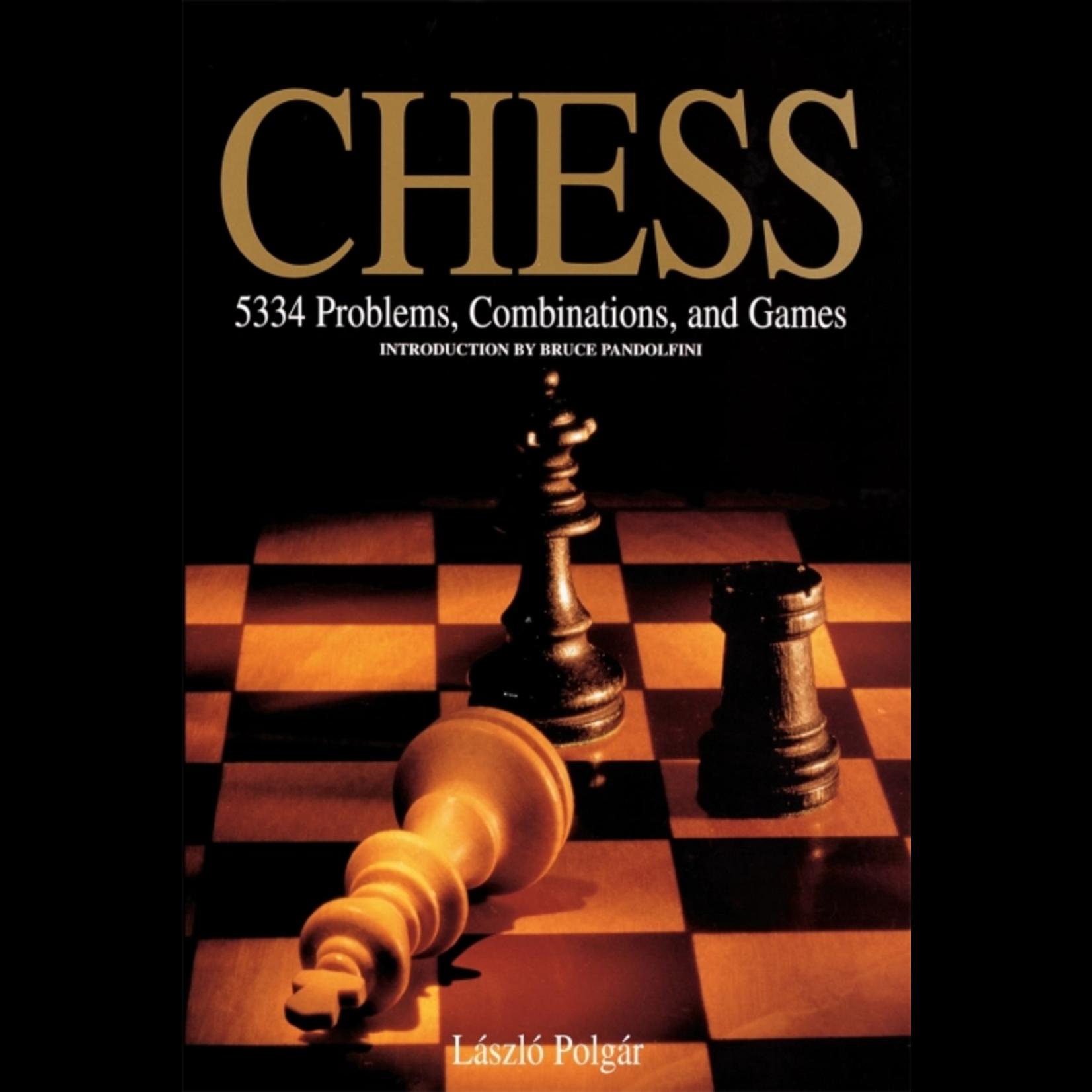 Hachette Chess: 5334 Problems