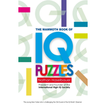 Hachette The Mammoth Book of New IQ Puzzles