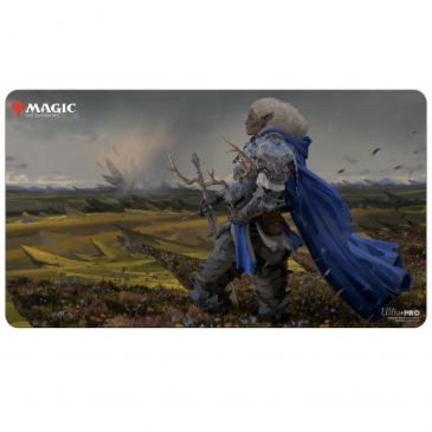 Ultra Pro Magic the Gathering: Adventures in the Forgotten Realms Commander: Galea, Kindler of Hope Playmat (V4)