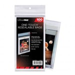 Ultra Pro One-Touch Resealable Team Bags (100)