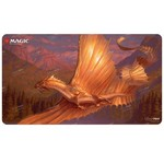 Ultra Pro Magic: The Gathering Adventures in the Forgotten Realms Adult Gold Dragon Playmat