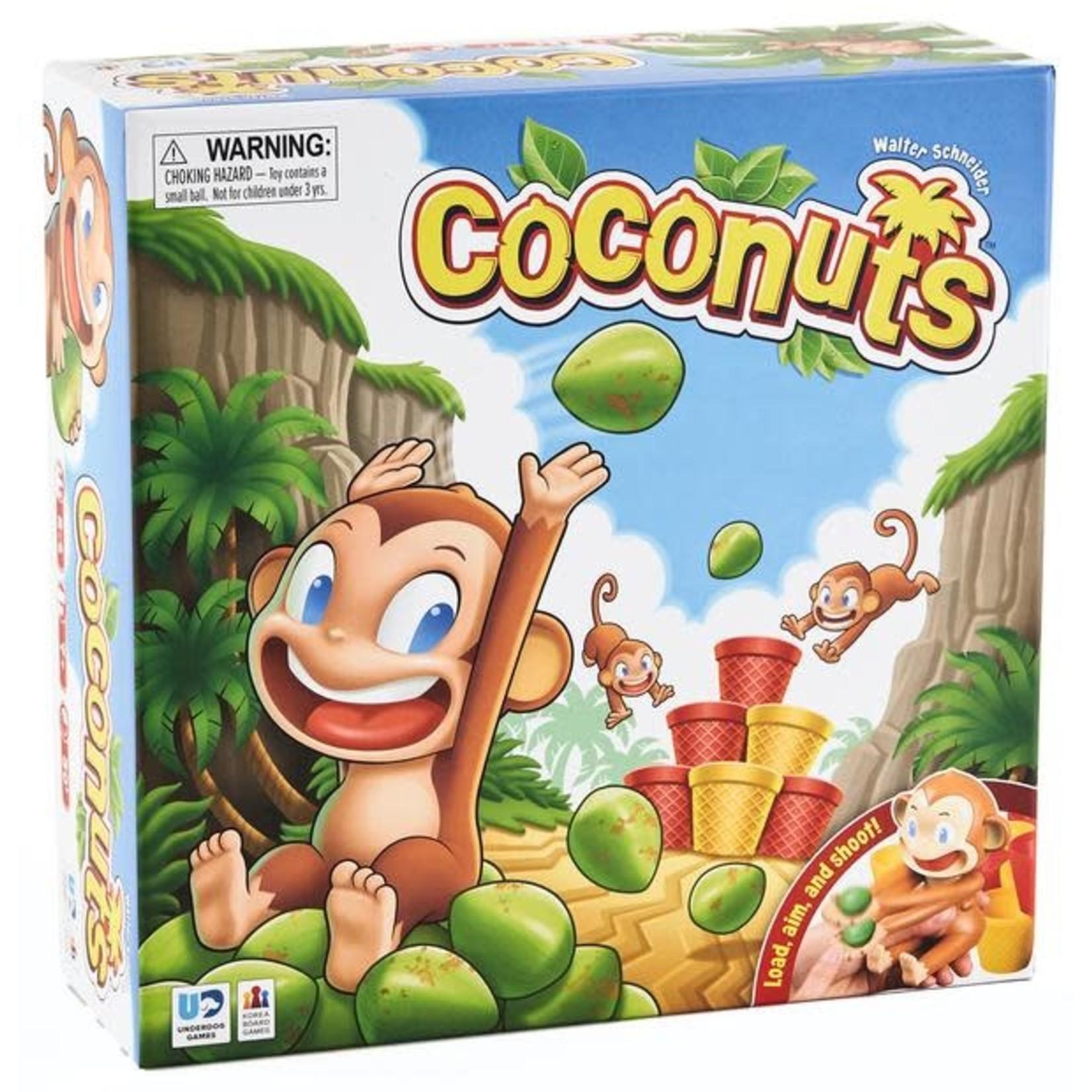 Underdog Games Coconuts