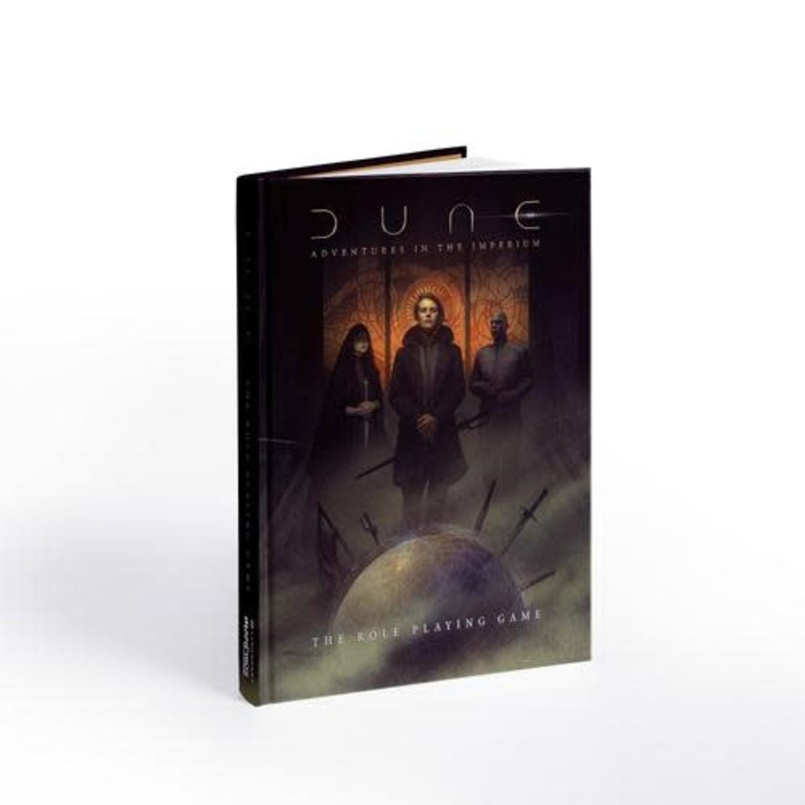 Modiphius Dune RPG Core Rulebook